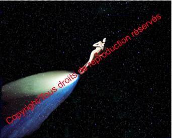 La comète Ludivine