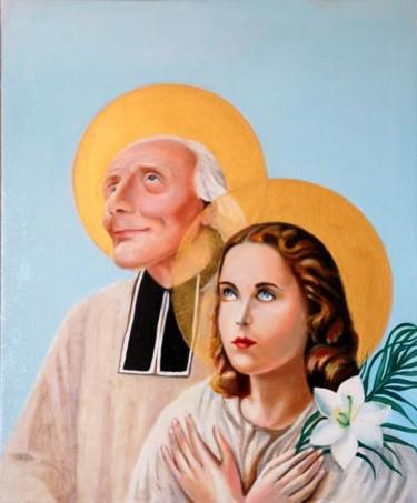 Le curé d'Ars et Sainte Philomène
